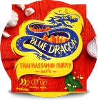 Thai Massaman Curry Paste Pot