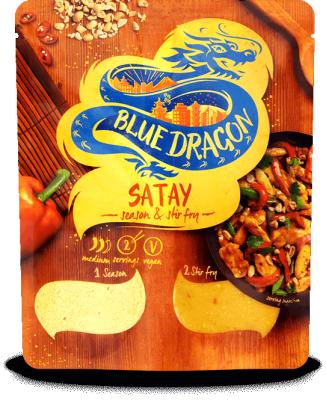 Satay Season & Stir Fry