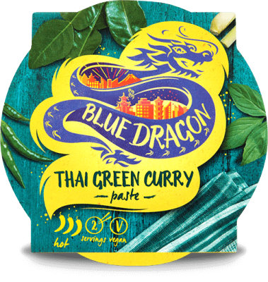 Thai Green Curry Paste Pot