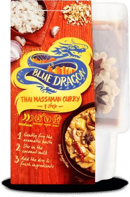 3 Step Thai Massaman Curry