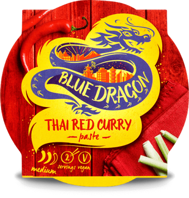 Thai Red Curry Paste Pot