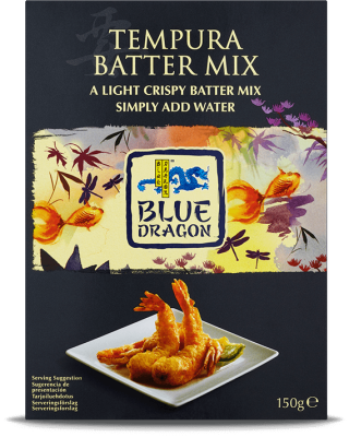 Tempura Batter Mix Products Blue Dragon