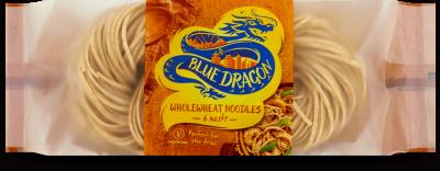 Wholewheat Noodle Nests